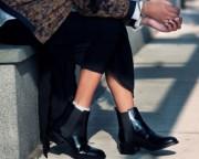 Как носить ботинки Челси
