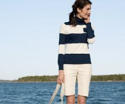 Как носить шорты-бермуды девушкам