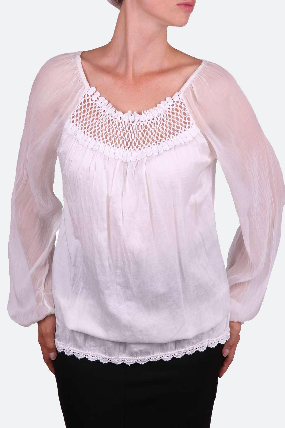 Блузка Из Сетки С Доставкой