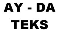 AY-DA Texs /Турция/