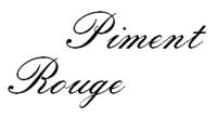 Piment Rouge /Франция/