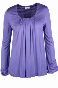 Блуза светло-фиолетовая