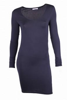 Платье чулок цвета антрацит