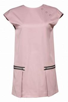 Платье молния  карман