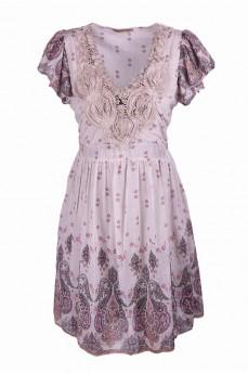 Платье романтическое