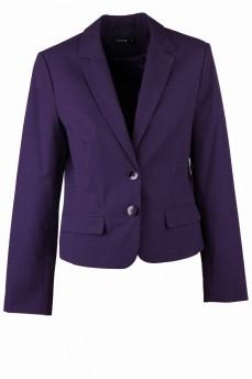 Пиджак деловой однобортный