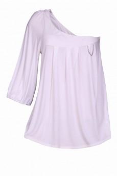 Блуза c одним плечом