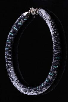 Колье Мистическая змея