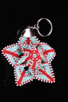 Брелок Рождественская звезда