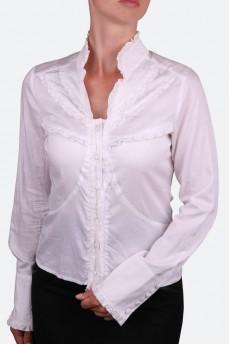 Рубашка в романтическом стиле