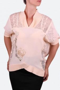 Блуза паплиновая