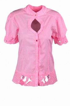 Блуза ришелье