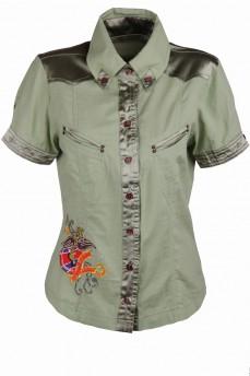 Рубашка съемный рукав