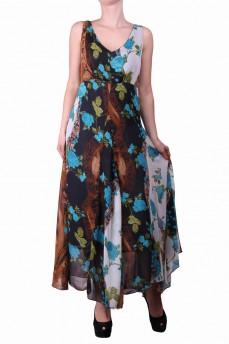 Платье асиметричное