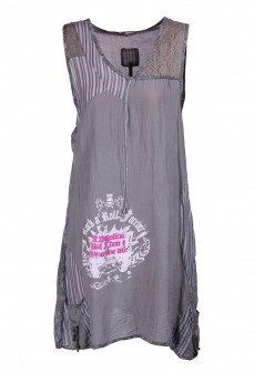 Платье комплект оливковое с кружевом