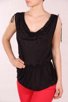 Топ блуза с открытой спиной