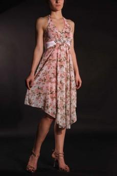 Платье рисунок цветы